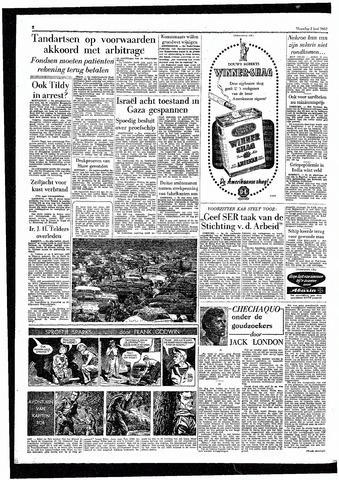 Rotterdamsch Parool / De Schiedammer 1957-06-03