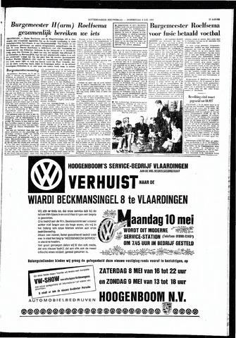 Rotterdamsch Nieuwsblad / Schiedamsche Courant / Rotterdams Dagblad / Waterweg / Algemeen Dagblad 1965-05-06