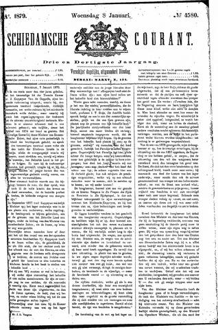 Schiedamsche Courant 1879-01-08