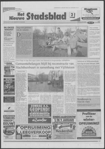 Het Nieuwe Stadsblad 2000-01-06