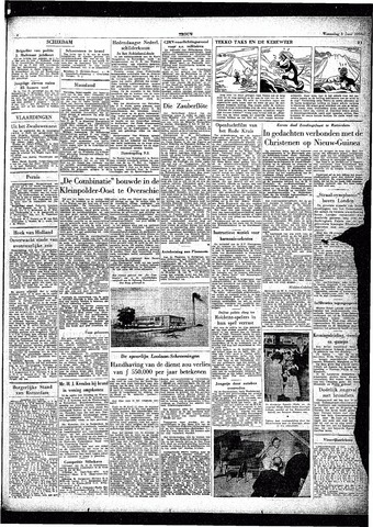 Trouw / De Rotterdammer 1953-06-03