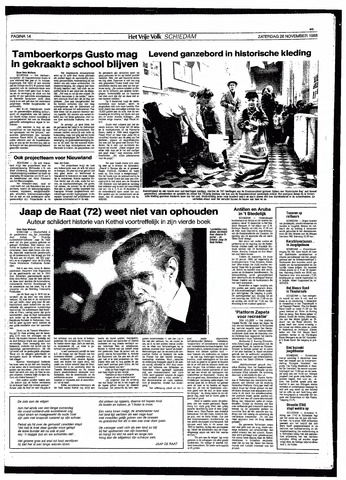 Het Vrije volk 1988-11-26