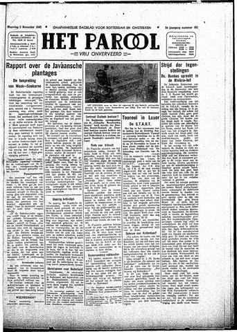Rotterdamsch Parool / De Schiedammer 1945-11-05