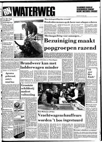Rotterdamsch Nieuwsblad / Schiedamsche Courant / Rotterdams Dagblad / Waterweg / Algemeen Dagblad 1983-06-20
