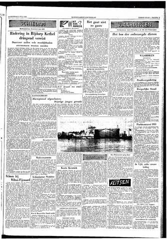 Rotterdamsch Nieuwsblad / Schiedamsche Courant / Rotterdams Dagblad / Waterweg / Algemeen Dagblad 1953-07-02