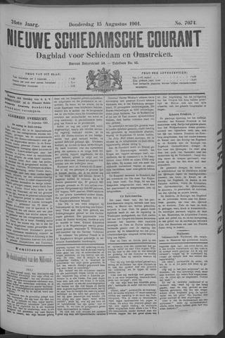Nieuwe Schiedamsche Courant 1901-08-15