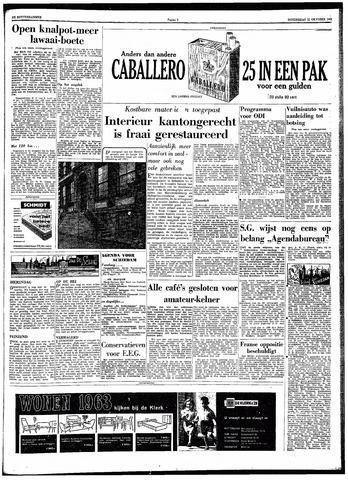 Trouw / De Rotterdammer 1962-10-11