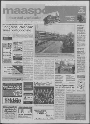 Maaspost / Maasstad / Maasstad Pers 2000-11-15