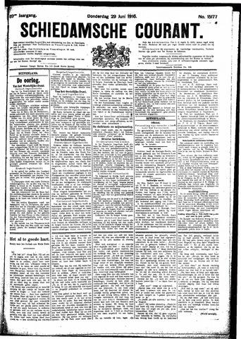Schiedamsche Courant 1916-06-29