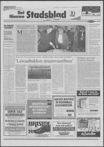 Het Nieuwe Stadsblad 1997-11-06
