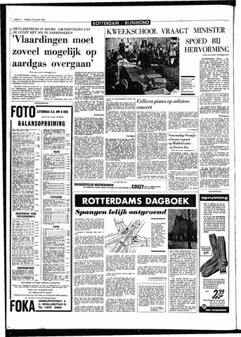Rotterdamsch Parool / De Schiedammer 1970-01-16