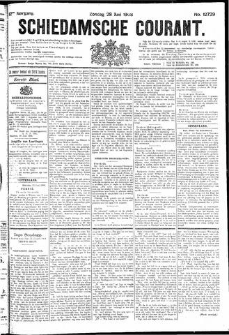 Schiedamsche Courant 1908-06-28