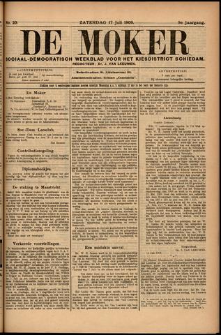 De Moker 1909-07-17