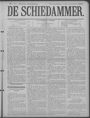 De Schiedammer 1890-11-05