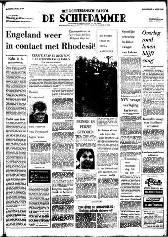 Rotterdamsch Parool / De Schiedammer 1966-04-28