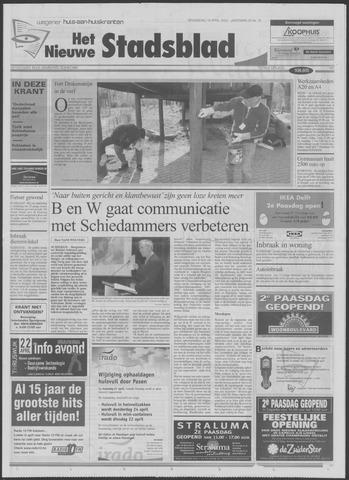 Het Nieuwe Stadsblad 2003-04-16