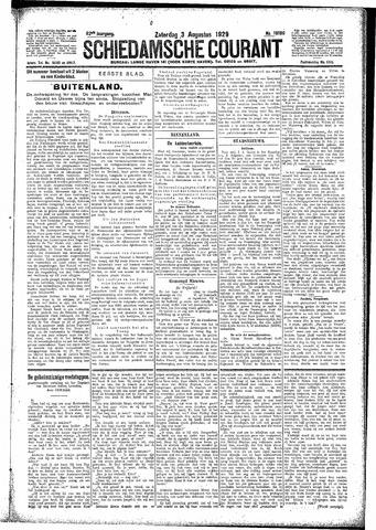 Schiedamsche Courant 1929-08-03