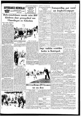 Rotterdamsch Nieuwsblad / Schiedamsche Courant / Rotterdams Dagblad / Waterweg / Algemeen Dagblad 1964-08-04