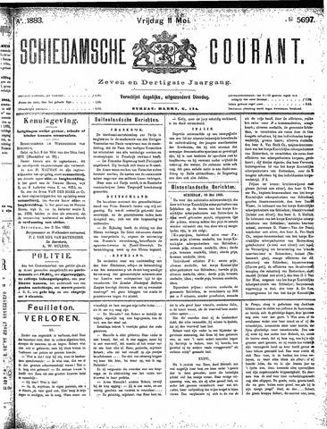 Schiedamsche Courant 1883-05-11