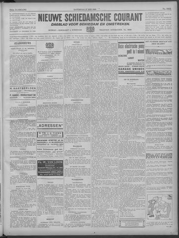 Nieuwe Schiedamsche Courant 1933-05-27