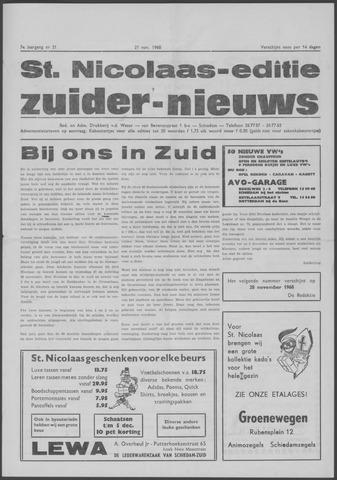 Zuider Nieuws 1968-11-21