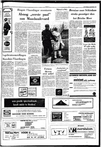Trouw / De Rotterdammer 1970-11-19
