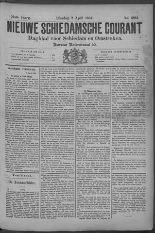 Nieuwe Schiedamsche Courant 1901-04-02