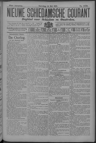 Nieuwe Schiedamsche Courant 1917-05-19