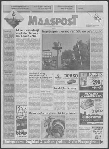 Maaspost / Maasstad / Maasstad Pers 1995-05-10