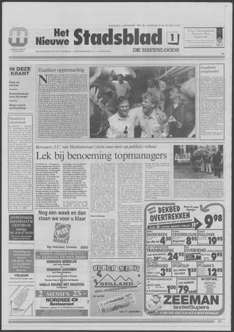 Het Nieuwe Stadsblad 1996-09-04