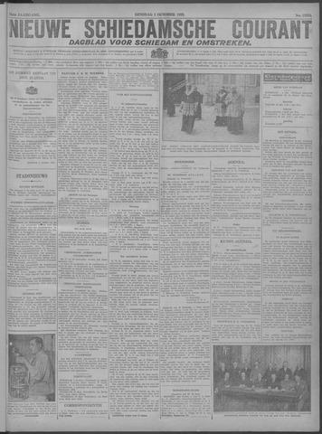 Nieuwe Schiedamsche Courant 1929-10-01
