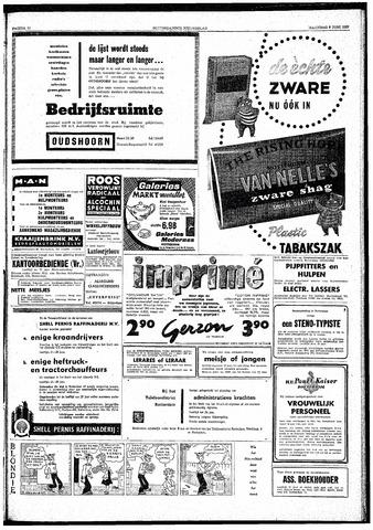 Rotterdamsch Nieuwsblad / Schiedamsche Courant / Rotterdams Dagblad / Waterweg / Algemeen Dagblad 1959-06-08