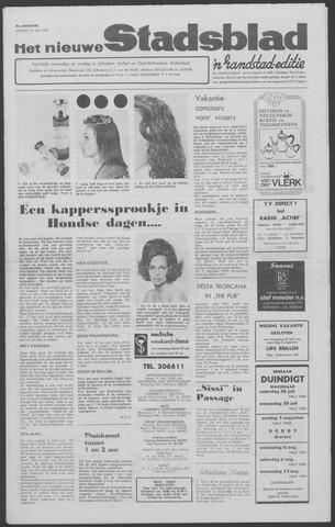 Het Nieuwe Stadsblad 1969-07-25