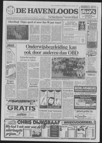 De Havenloods 1987-11-12