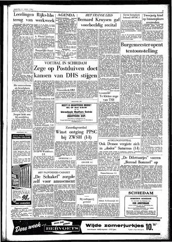 Rotterdamsch Parool / De Schiedammer 1961-03-27