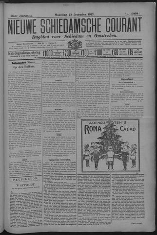 Nieuwe Schiedamsche Courant 1913-12-22