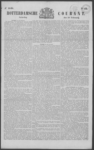 Rotterdamse Courant 1848-02-19