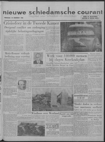 Nieuwe Schiedamsche Courant 1958-12-10
