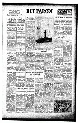 Rotterdamsch Parool / De Schiedammer 1947-03-24