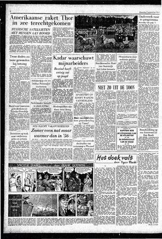 Rotterdamsch Parool / De Schiedammer 1957-09-02