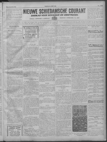 Nieuwe Schiedamsche Courant 1932-05-06