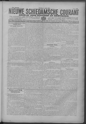 Nieuwe Schiedamsche Courant 1925-04-11