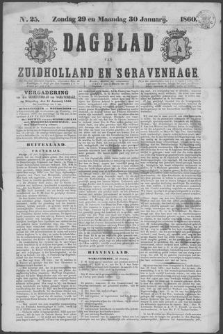 Dagblad van Zuid-Holland 1860-01-29