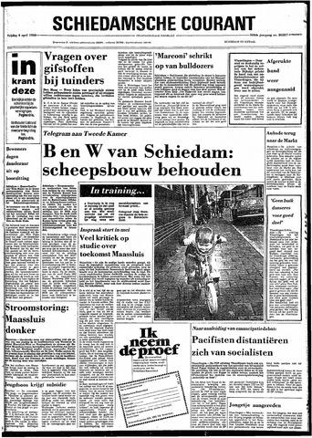 Rotterdamsch Nieuwsblad / Schiedamsche Courant / Rotterdams Dagblad / Waterweg / Algemeen Dagblad 1980-04-04