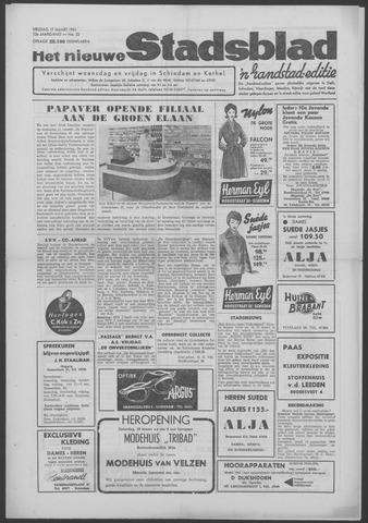 Het Nieuwe Stadsblad 1961-03-17