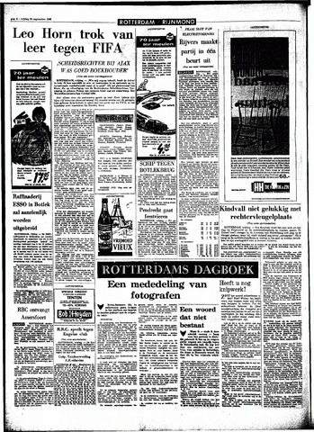 Rotterdamsch Parool / De Schiedammer 1966-09-30