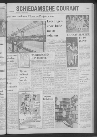 Rotterdamsch Nieuwsblad / Schiedamsche Courant / Rotterdams Dagblad / Waterweg / Algemeen Dagblad 1970-04-25