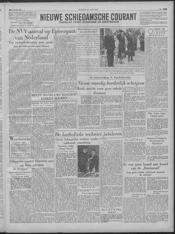 Nieuwe Schiedamsche Courant 1949-06-27