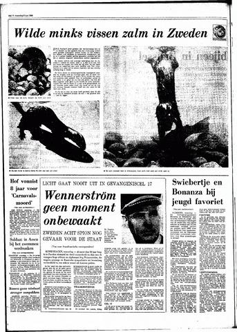 Rotterdamsch Parool / De Schiedammer 1966-06-06