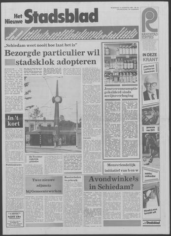 Het Nieuwe Stadsblad 1985-08-14